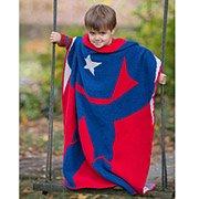 Super Hero Boy Blanket