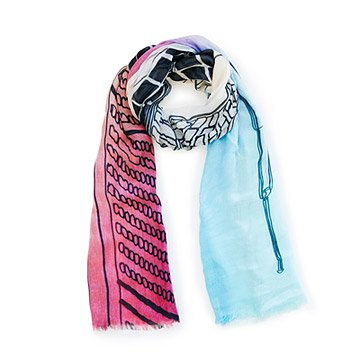 Landmark Scarf: The Willis Tower