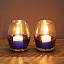 Mirage Votive Holders - Set of 2 2 thumbnail