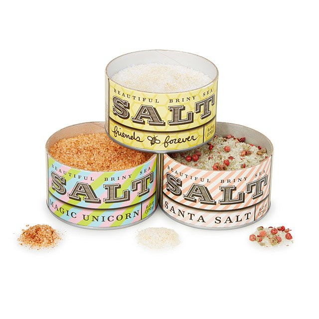 Unicorn & Friends Sea Salt - Set of 3