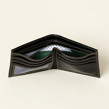 NFL Game Used Uniform Wallet