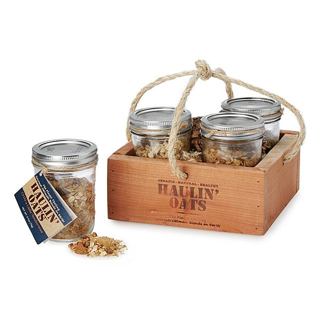 On-the-Go Oatmeal - Set of 4