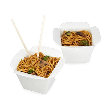 Take Out Bowls - Set of 2
