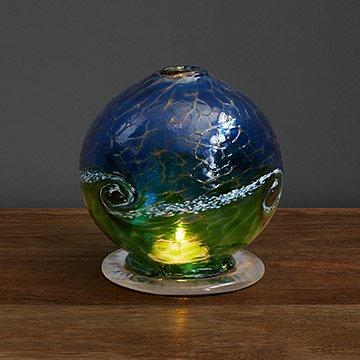 Sea Swirl Candle Dome. Home Decor  Unique Home Decor Ideas   UncommonGoods
