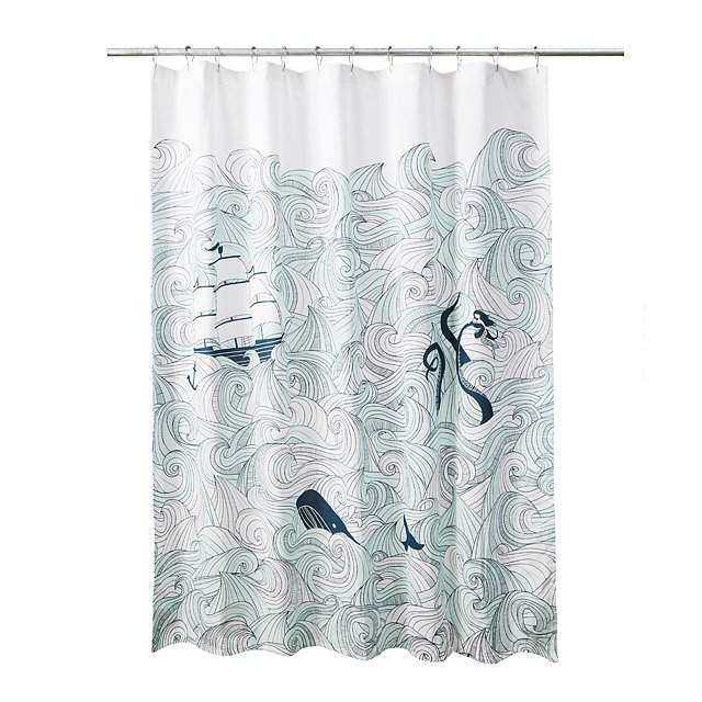 Odyssey Shower Curtain
