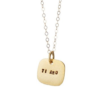 Ti Amo Necklace