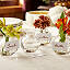 Place Card Holder Vases - Set of 4 3 thumbnail