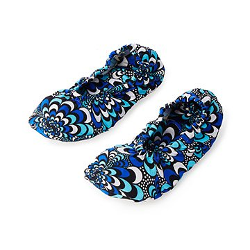 Travel Herbal Warming Slippers