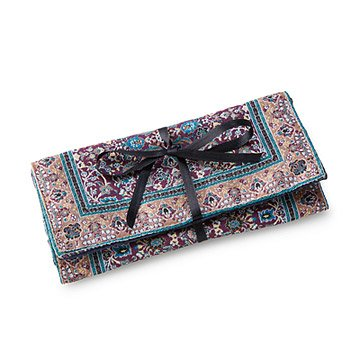 Turkish Inspired Hand Woven Travel Jewelry Roll