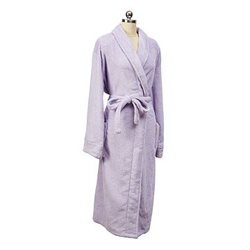 Lavender Spa Plush Robe