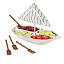Rowboat Serving Bowl with Napkin Holder 2 thumbnail
