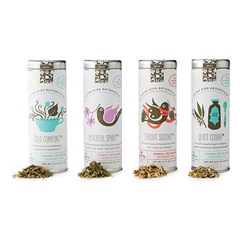 Cold Weather Comfort Tea Gift Set