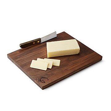 Monogram Cheese Board