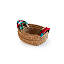 Seagrass Nesting Storage Baskets - Set of 3 2 thumbnail