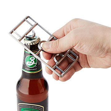 Stadium Bottle Opener