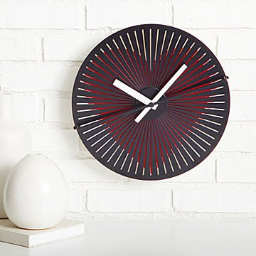 Beating Heart Wall Clock