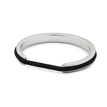 Stainless Steel Hair Tie Bracelet