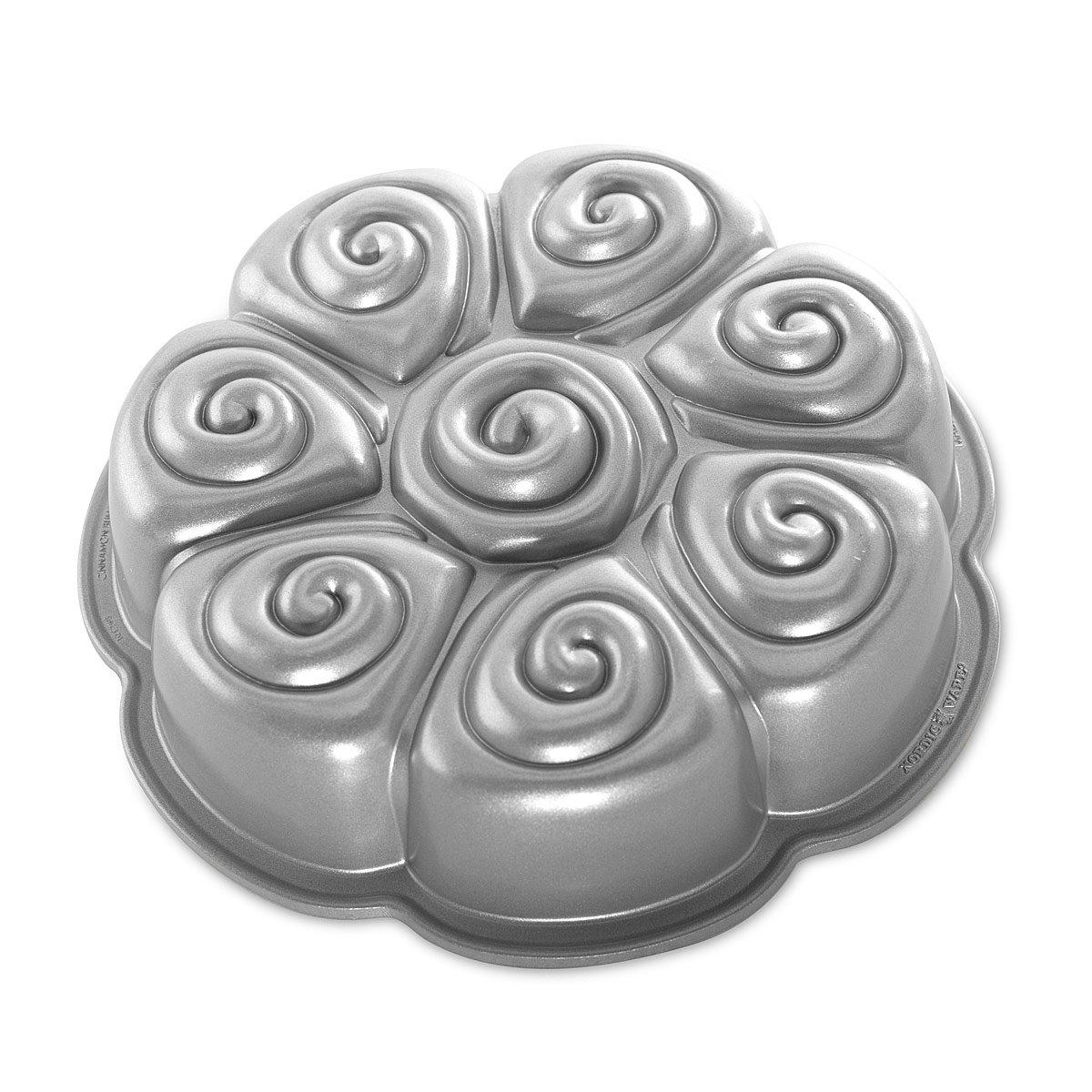 Cinnamon Bun Pull Apart Pan Cinnamon Bun Pan Baking Pan