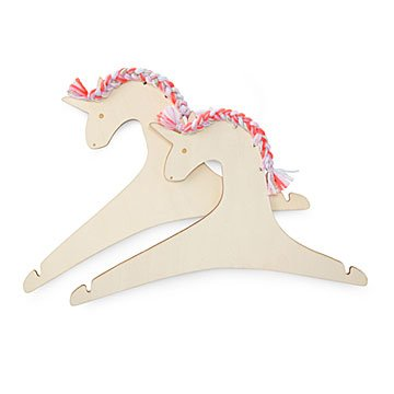 Unicorn Children's Clothing Hanger