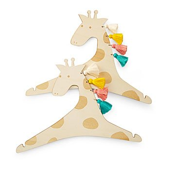 Giraffe Children's Clothing Hanger
