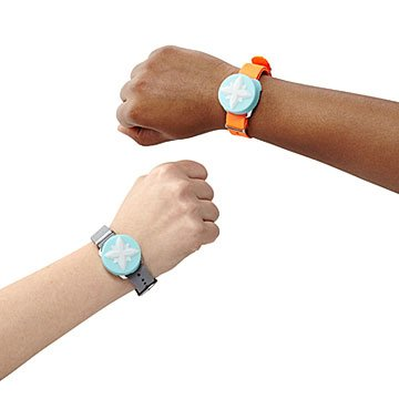 Electronic Friendship Bracelets