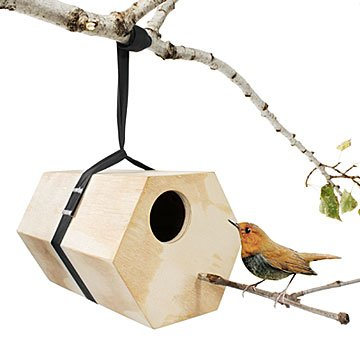 Modular Birdhouse and Feeder