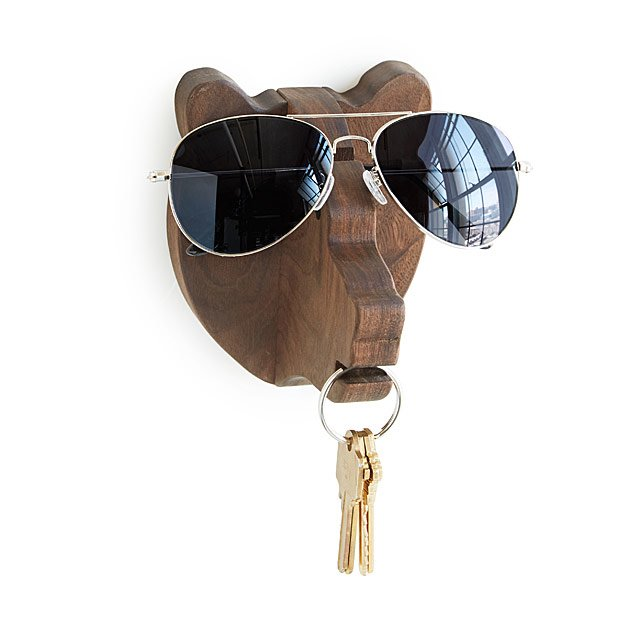 Bear Keys & Glasses Holder