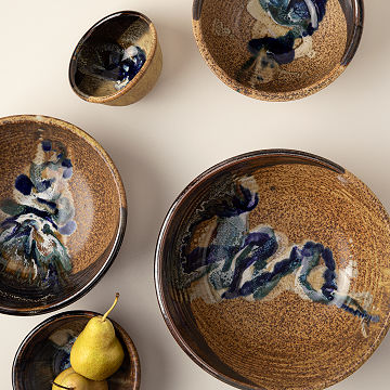 Nesting Serving Bowls - Set of 5