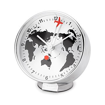 Around the World Alarm Clock