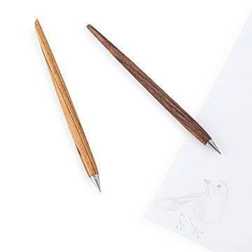 Wooden Inkless Pen