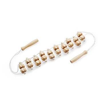 Handmade Wooden Rope Massager