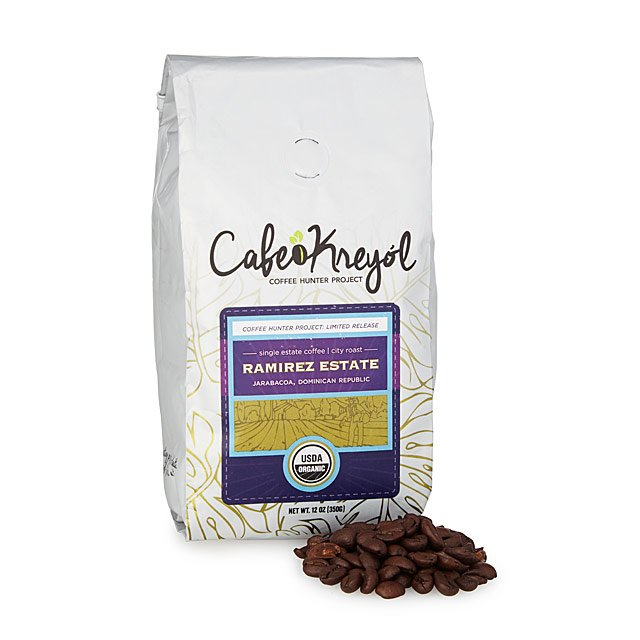 Single Estate Dominican Coffee