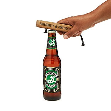 Dent Free Bottle Cap Opener