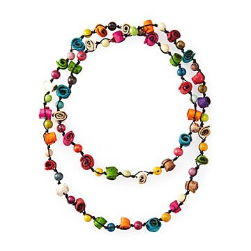Citrus Twist Multi-Colored Necklace