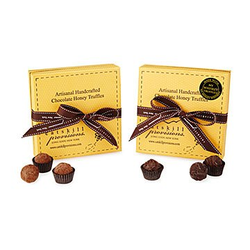 New York Honey & Whiskey Truffles