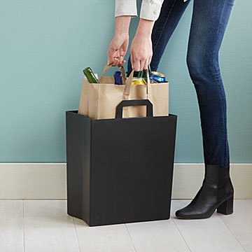 Paper Bag Recycling Bin