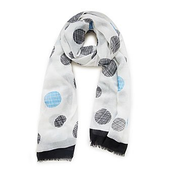 Pop Dot Scarf