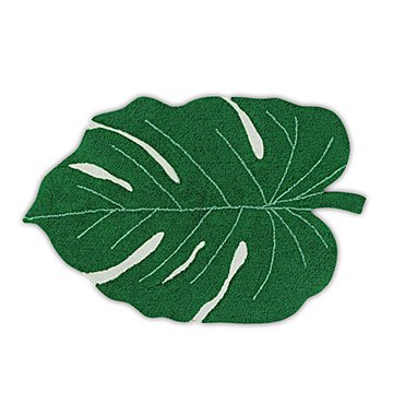 Monstera Leaf Area Rug