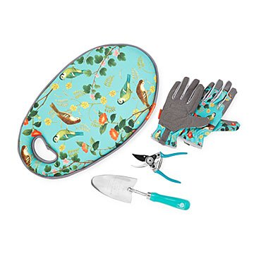 Birds & Blooms Gardener's Accessories Set