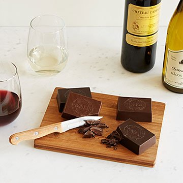 Chocolate & Wine Pairing Set