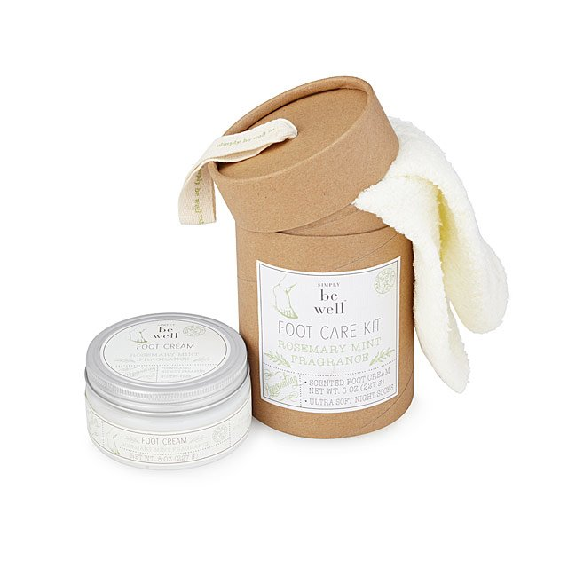 Overnight Foot Care Kit by Uncommon Goods