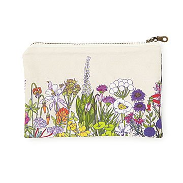 Wildflower Pouch