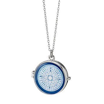 Compass Rose Locket