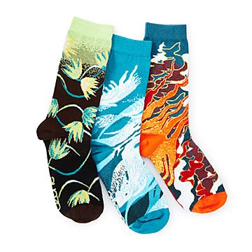 Elements of the Earth Socks