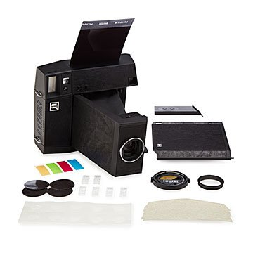 Collapsible Instant Camera