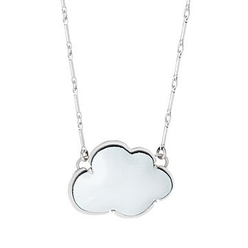 In the Clouds Necklace