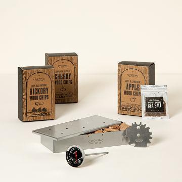 Grill Smoker Gift Set