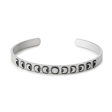Moon Phases Cuff