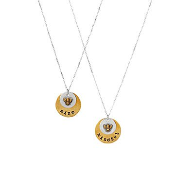 Wishful Bee Necklaces