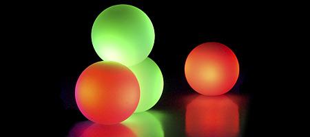 GLOWING BUBBLE LIGHTS - UncommonGoods